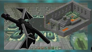 Minecraft End'e Nasıl Gidilir? Mahzen Nasıl Bulunur?