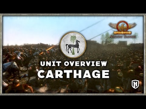 Faction Overview | Carthage - Ancient Empires Mod