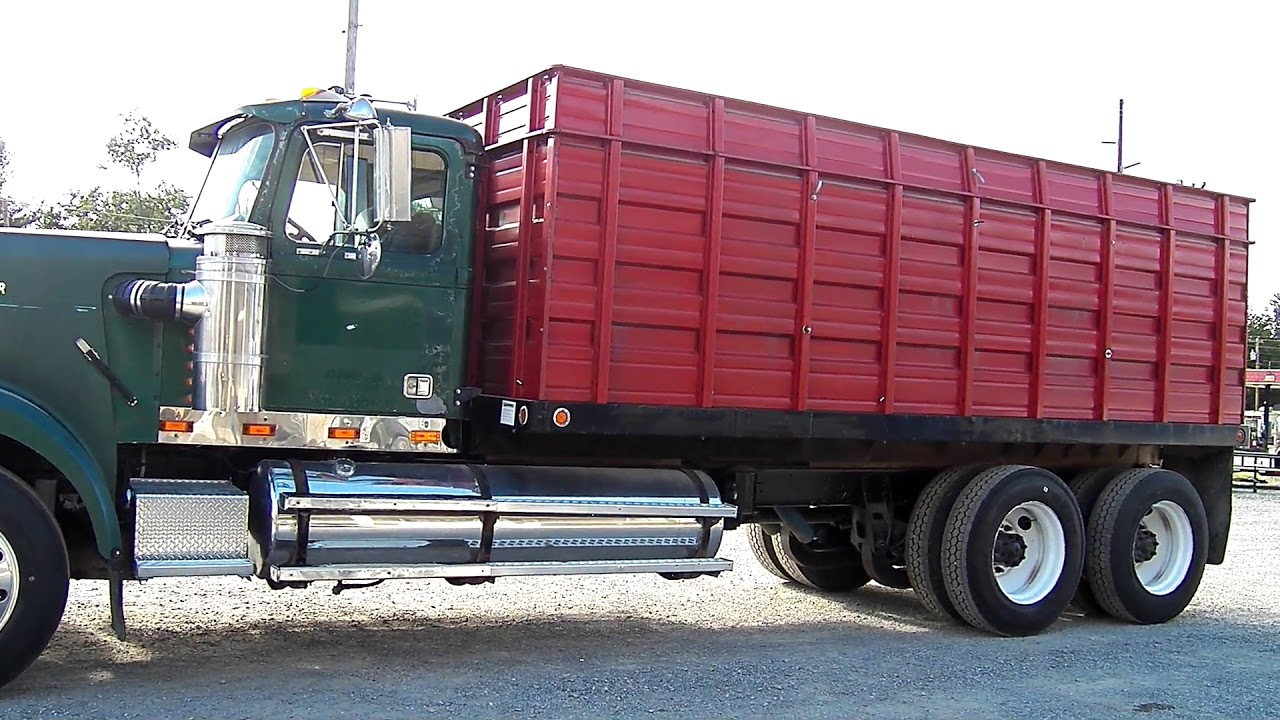 1988 WESTERN STAR 4900 For Sale