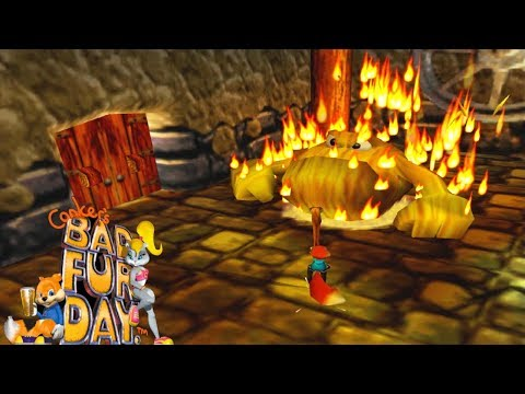 Conker's Bad Fur Day! Hova Plays! Episode 3
