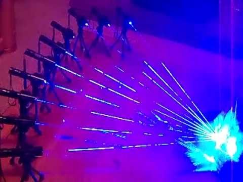 Как сделать лазерную пушку в домашних условиях229