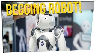 Participants in Study Couldn't Turn Off Pleading Robot ft. Steve Greene & DavidSoComedy