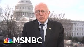 Bernie Sanders: If Billionaires Hate Me, Then I Am Proud | Morning Joe | MSNBC