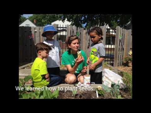 Metro Catholic School Garden Video 2016 - short version