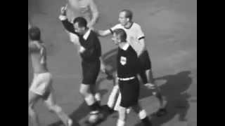Англия ФРГ финал ЧМ 1966 обзор матча