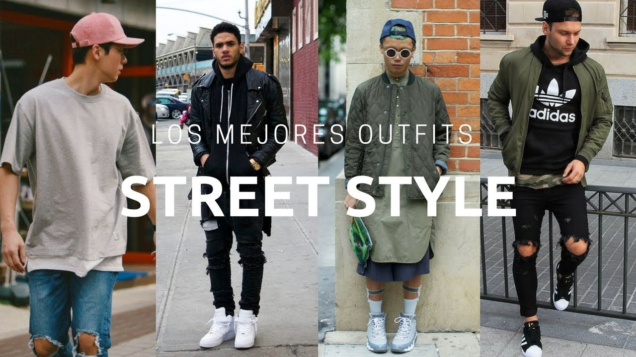 Mejores outfits Street Style   Men's Fashion