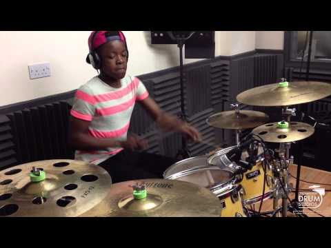 Morgan Simpson | Rather Be - Clean Bandit | Drum Cover |