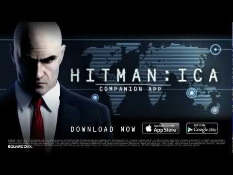 Hitman Absolution ICA Companion App