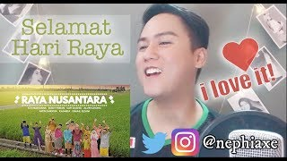 "A Christian Reacts to ""Raya Nusantara Lebaran"" 