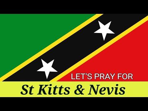 Teshuvah For St Kitts & Nevis🇰🇳🇰🇳|| Prayer For The Nations