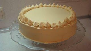 ВКУСНЯТИНА!!!  Торт «Медовик» со сливочным кремом. Готовим вкусно и просто. Домашняя кухня.