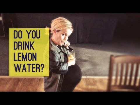 Mini Mama Presents Benefits Of Lemon Water During Pregnancy!
