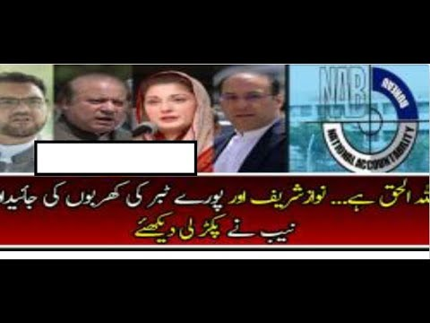 NAB Exposed Eleven More OffShore Companies And 15 Properties Of Nawaz Sharif|News Services
