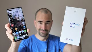 Honor 30 Pro Plus | Unboxing & Full Tour | P40 Pro Camera For Cheap?
