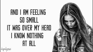 Say Something - A Great Big World & Christina Aguilera (Cover by Jasmine Thompson)(Lyrics)