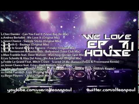 Black NRG / We Love Sessions #7 / House Mix