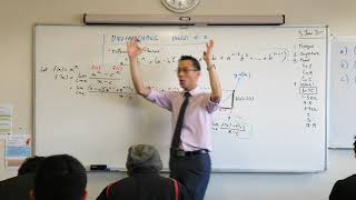 Power Rule for Differentiation (3 of 4: Derivation of rule)