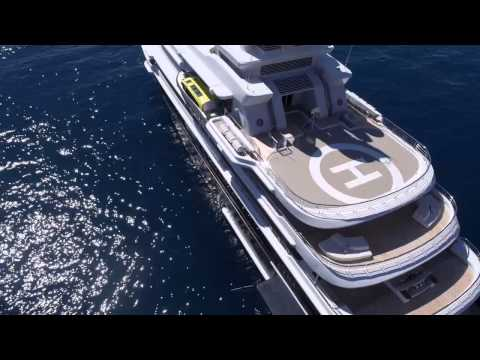 MY LUNA | The world's largest expedition superyacht for charter