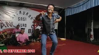 Lagu KAPI LORO Gandrung MAWAR PUTIH live Lokalisasi Padang Bulan 16 September 2018 MP3