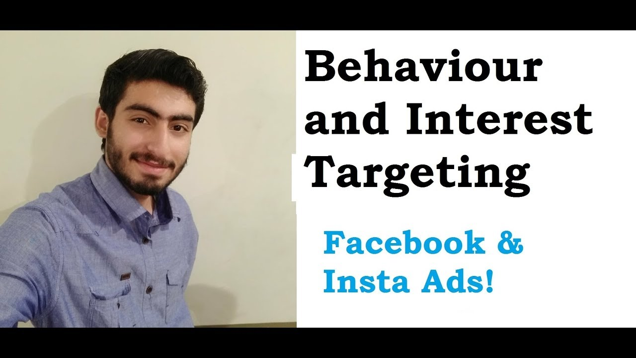 6.Facebook Ads tutorial in Urdu/Hindi | Behavior part 1 and Interest targeting in Facebook Ads