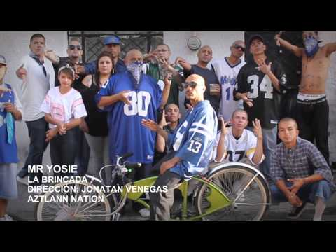 Mr Yosie - La Brincada | Video Oficial | HD