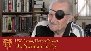 USC Living History Project - Norman Fertig (2012)