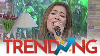 Angeline Quinto sings At Kay Hirap