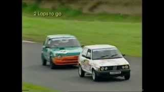 Fiat Ritmo Final from Mondello Park in 1994