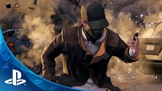 Watch_Dogs Story Trailer