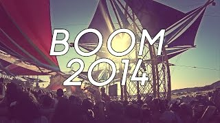 Road Trip to the Boom Festival 2014