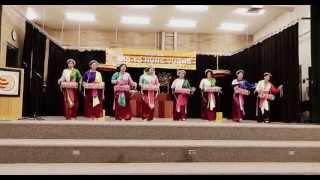 Trong Com - Vietnamese Folk Dance