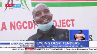 Eyeing desks tenders: Artisans call for transparency as the government extends deadline