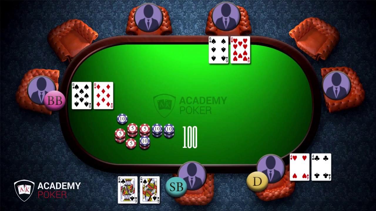 что нужно для игры в покер