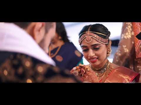 SIDDARTH & RIYAA  Wedding story