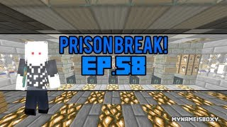 Minecraft Prison Break - Episode 58 - Niko