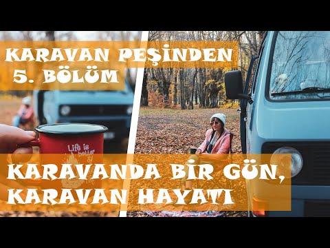 Karavanda Bir Gün, Karavan Hayatı Nasıldır? / Vanlife / A Day In Van Life/ VAN LIFE FOR A DAY/ VW T3