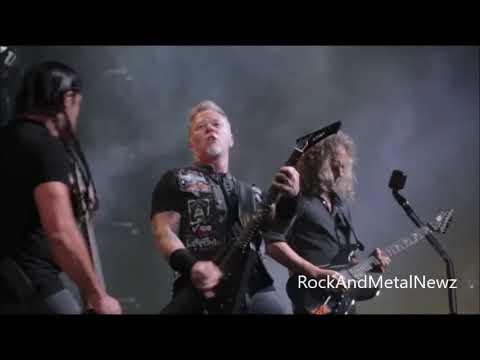 Is Metallica's countdown clock regarding the headlining of festivals in 2020..??