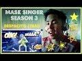 Despacito - หน้ากากหนอนชาเขียว | The Mask Singer 3 REACTION! (THE FINALS!!!!) BEST THAI VERSION!