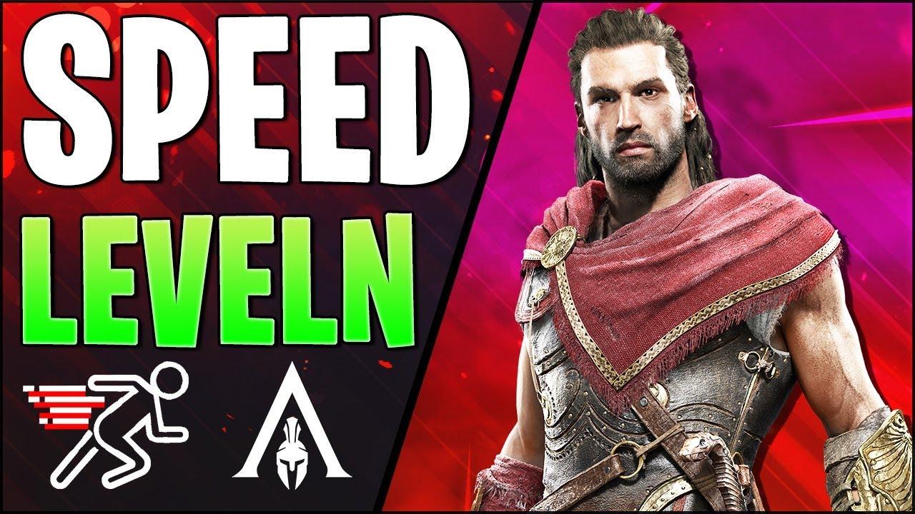 SPEEDLEVELN in Assassin's Creed Odyssey - wie ich in 12 Stunden Level 24 erreicht habe