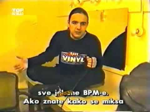 Laurent Garnier Interview @ TOP DJ MAG ( Midem, Cannes 1994)