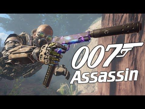 007 ASSASSIN.. BO3 SnD NINJA