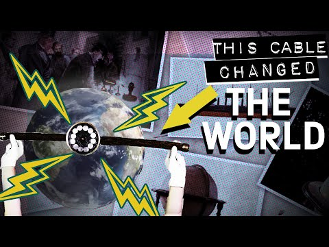 Information Age: The cable that changed our world