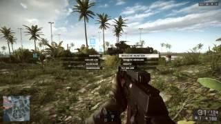 Battlefield 4: Test Range [German]