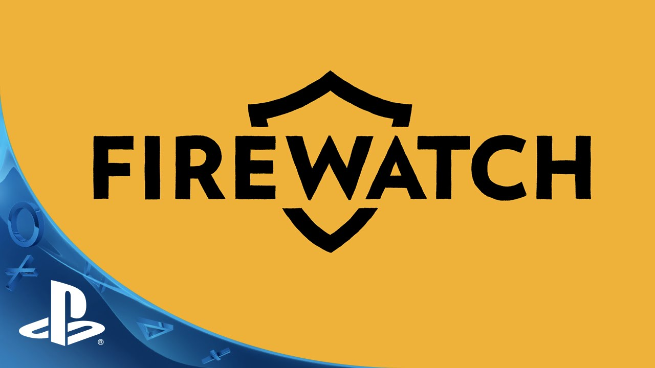 Firewatch - E3 2015 | PS4