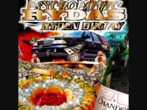 Psychopathic Rydas - Ride 2 Da End