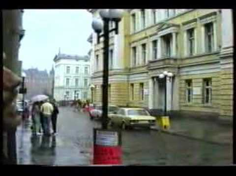 Behind the Iron Curtain 1990, East Germany