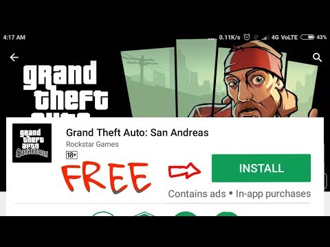 How To Download Gta San Andreas Without Play.mob.org