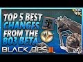 Top 5 Best Changes From The Black Ops 3 Beta