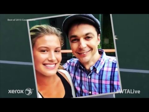 Top 10 WTA Live Fan Access presented by Xerox Episodes: No.2 Genie Bouchard's Big Bang Theory Quiz