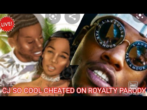 CJ So Cool Denies Cheating On Wife Royalty   Bossip
